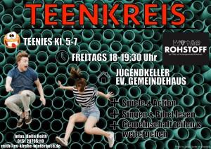 Flyer Teenkreis 2019